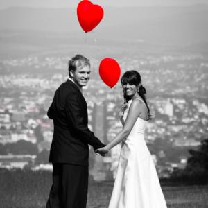 Heirat von Julia und Thorsten