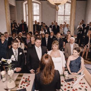 Trauung von Tanja und Philipp