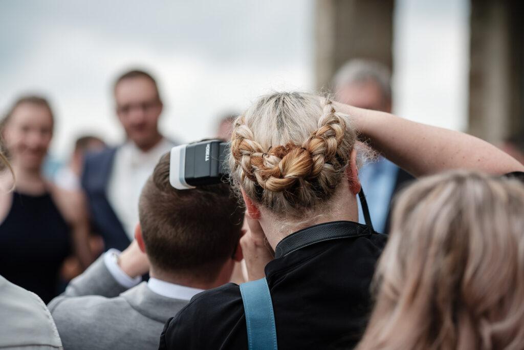 Willi And Ellen Hochzeitsfotografen bei der Arbeit